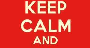 Keep Calm And Railfan