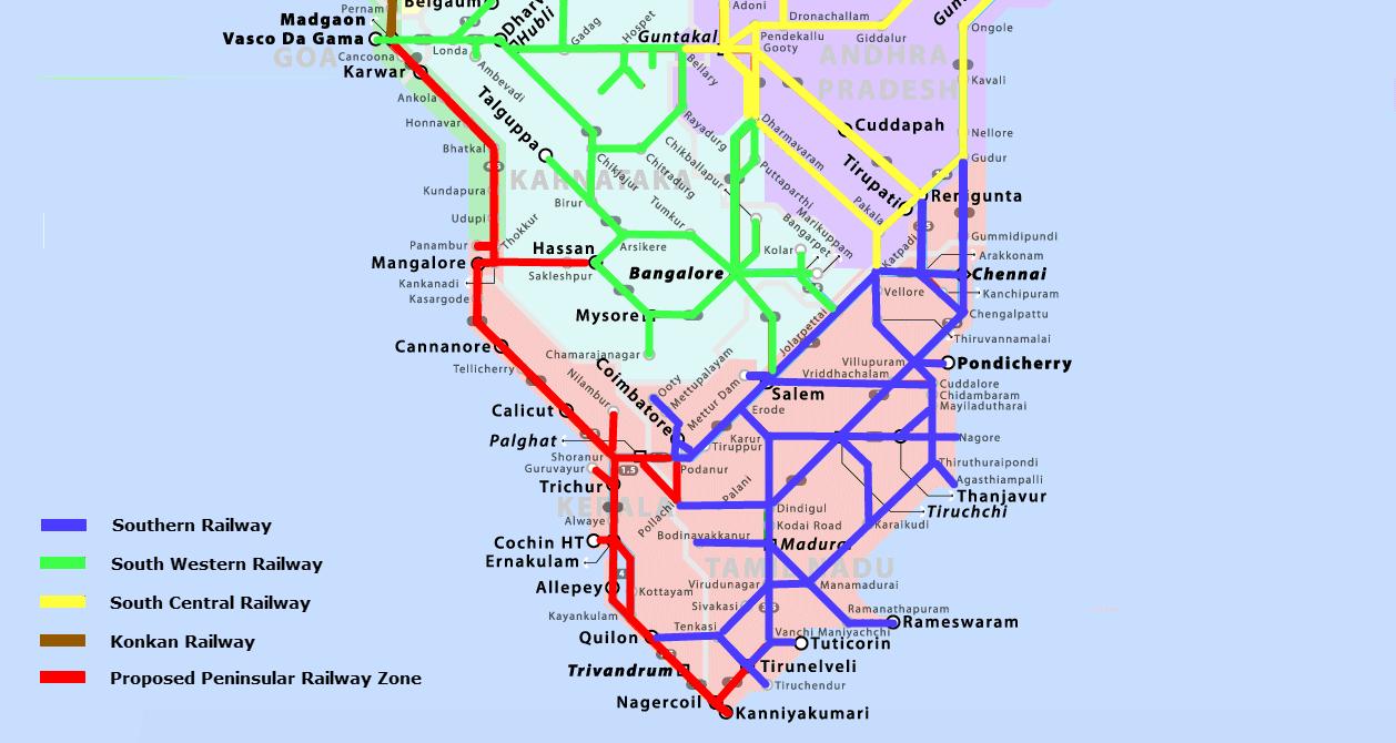 South Zone