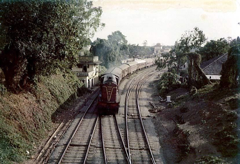 Island Express 1986