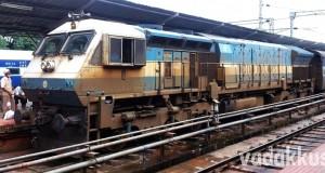 Locomotives of the Indian Railways!