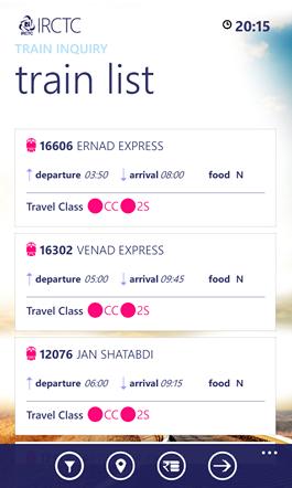 IRCTC Train List1