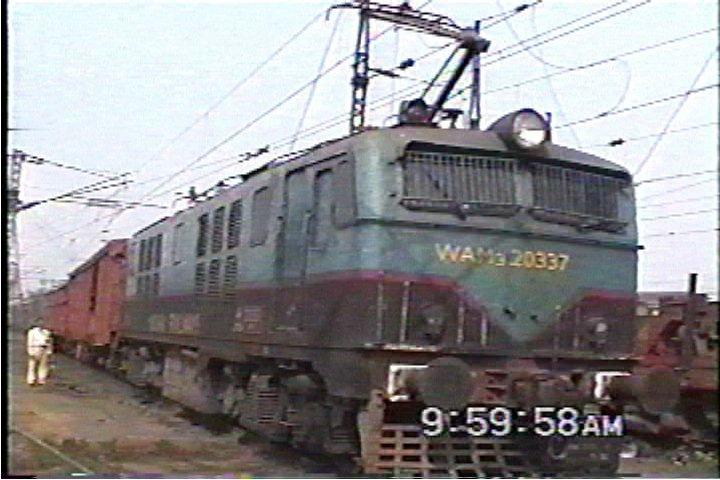 WAM3 locomotive