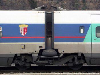TGV Bogie